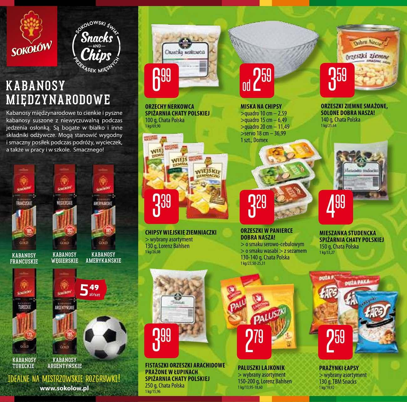 Gazetka promocyjna Chata Polska do 20/06/2018 str.3