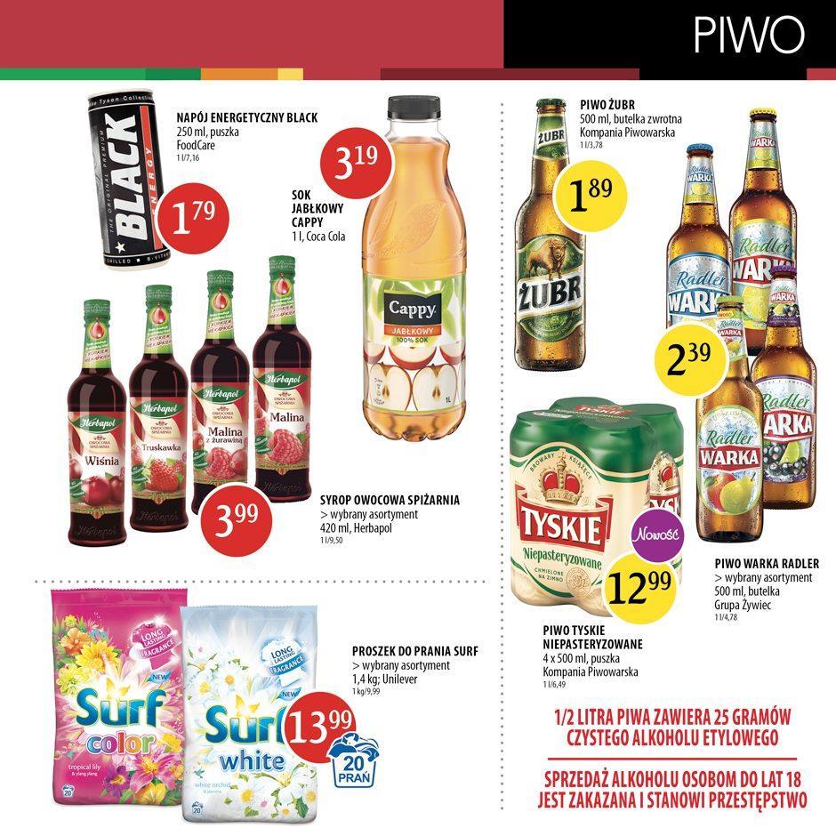 Gazetka promocyjna Chata Polska do 14/09/2016 str.6