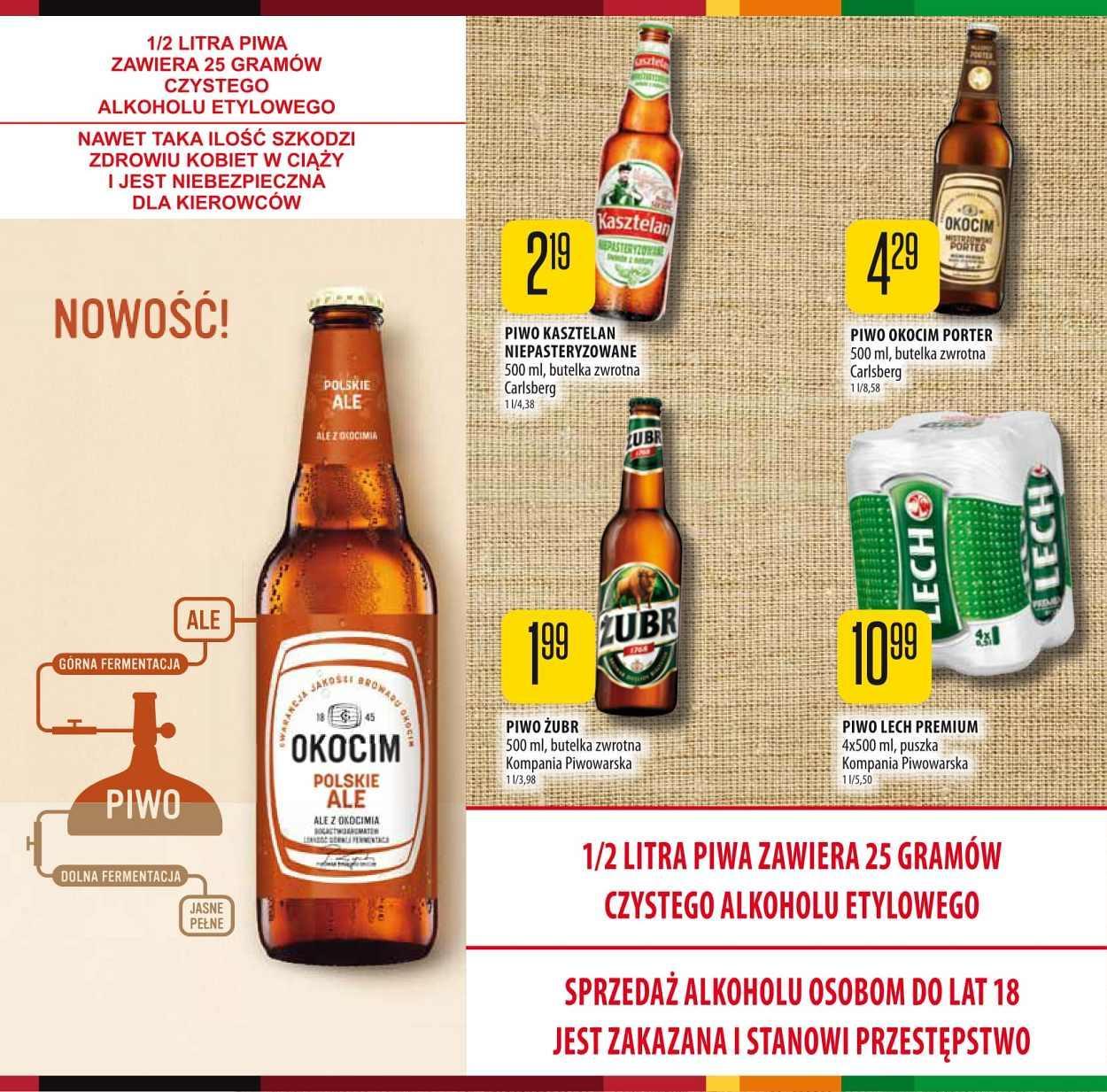 Gazetka promocyjna Chata Polska do 15/11/2017 str.3