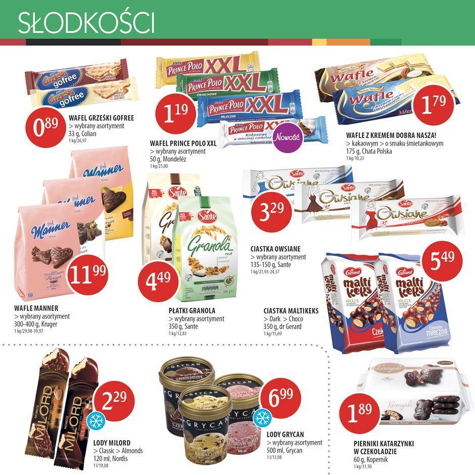 Gazetka promocyjna Chata Polska do 10/08/2016 str.3