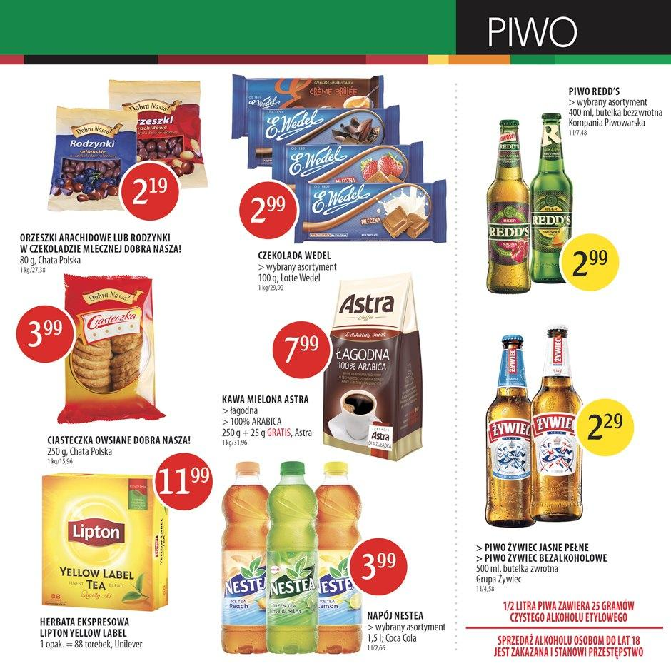 Gazetka promocyjna Chata Polska do 21/09/2016 str.5