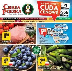 Chata Polska 12-18.07