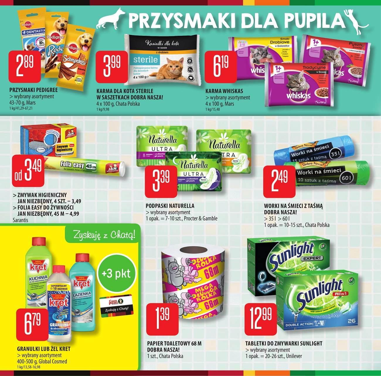 Gazetka promocyjna Chata Polska do 25/07/2018 str.5