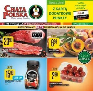 Chata Polska 17-23.05