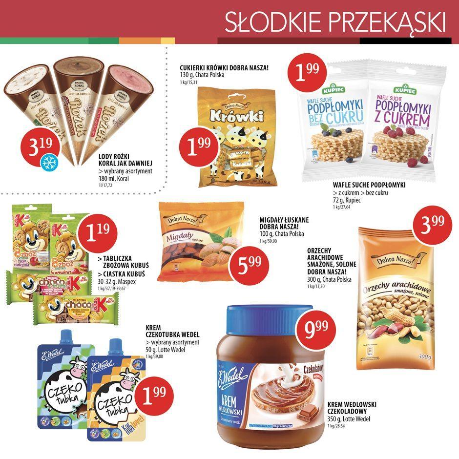 Gazetka promocyjna Chata Polska do 03/08/2016 str.4