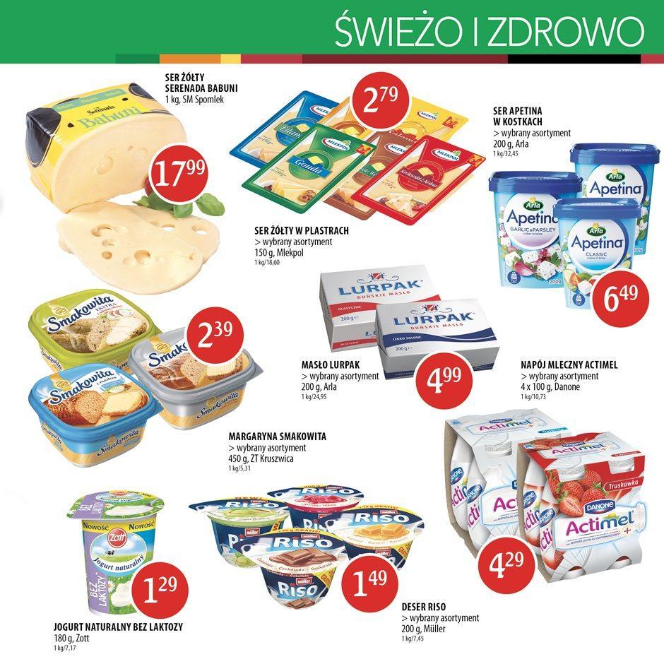 Gazetka promocyjna Chata Polska do 05/10/2016 str.2