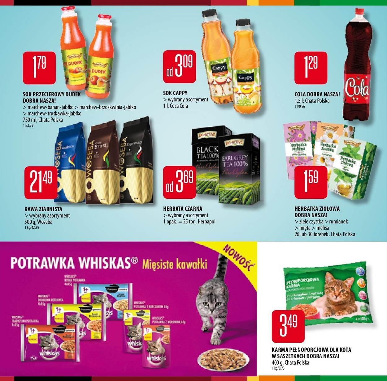 Gazetka promocyjna Chata Polska do 08/11/2017 str.5