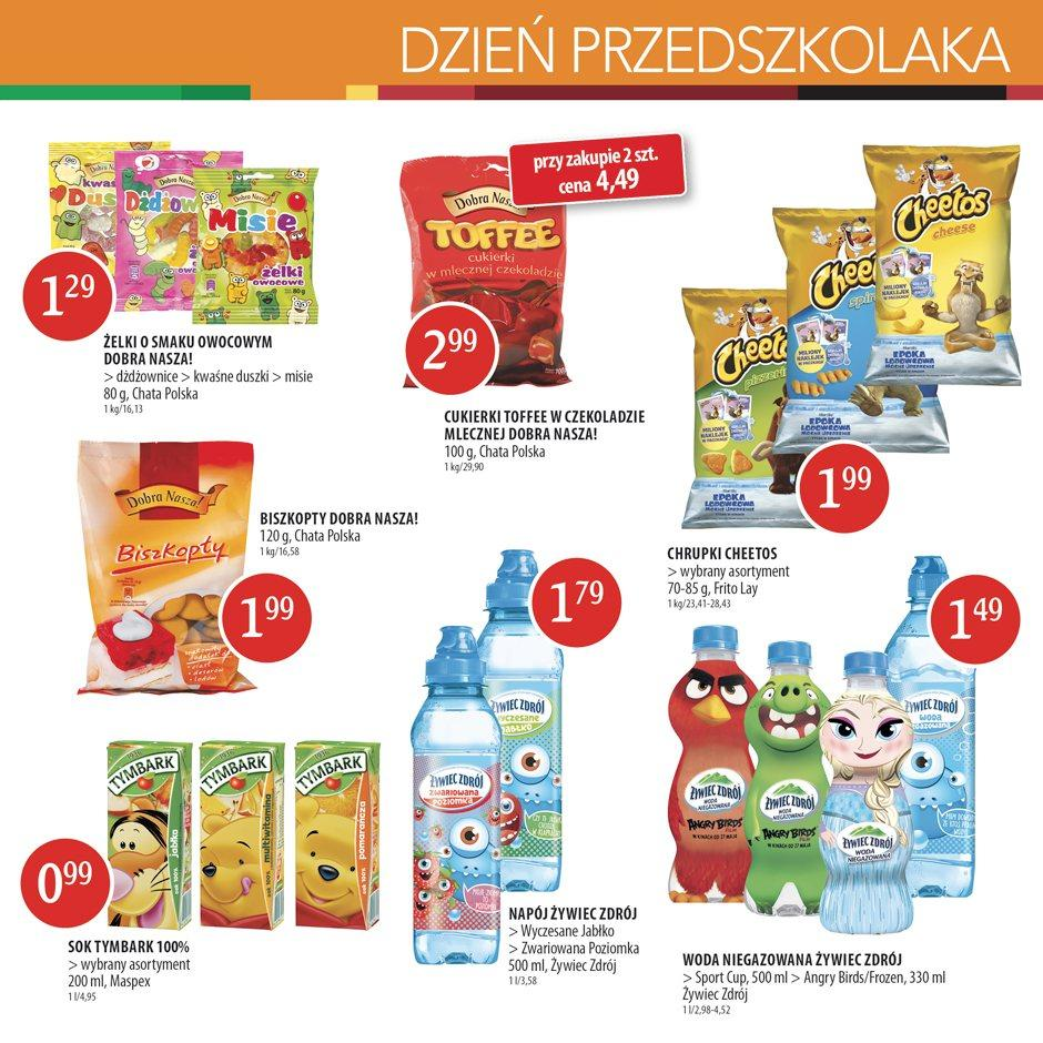 Gazetka promocyjna Chata Polska do 21/09/2016 str.4