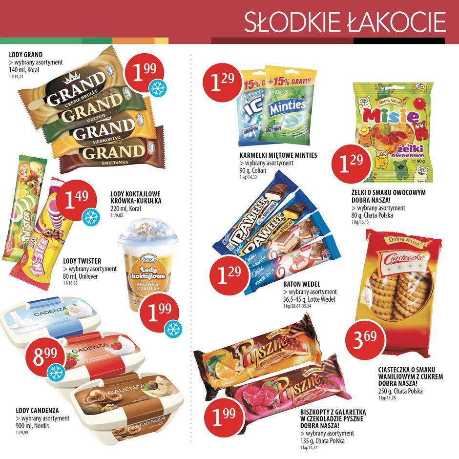 Gazetka promocyjna Chata Polska do 17/08/2016 str.4