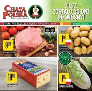 Chata Polska od 22 lutego