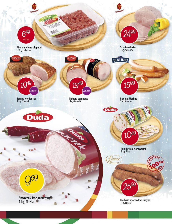 Gazetka promocyjna Chata Polska do 09/12/2015 str.1