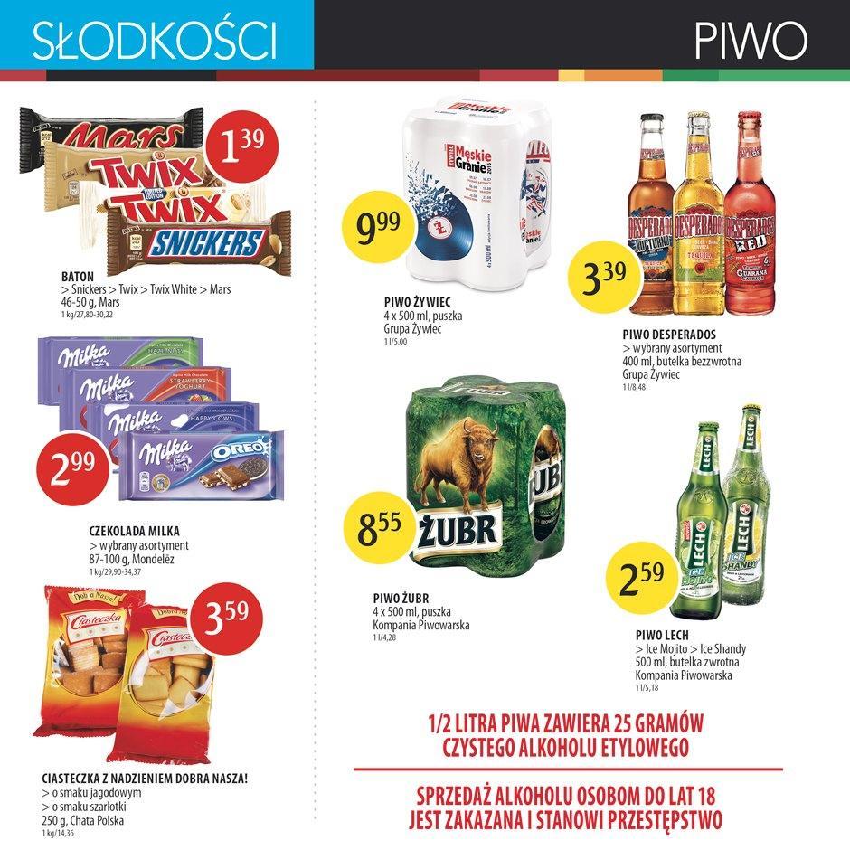 Gazetka promocyjna Chata Polska do 24/08/2016 str.5