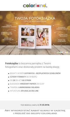 Kupony rabatowe - Fotoksiążki i odbitki