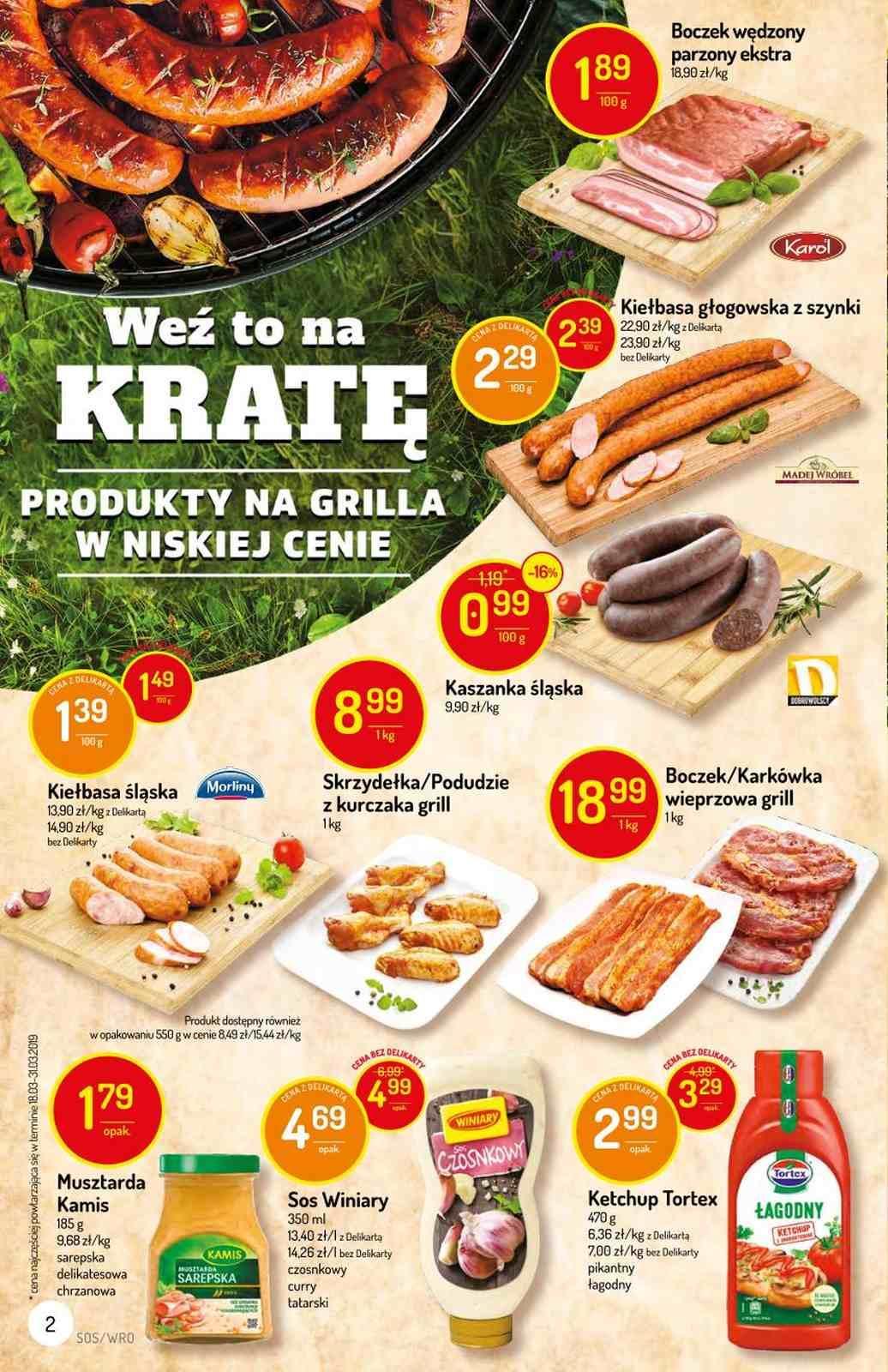 Gazetka promocyjna Delikatesy Centrum do 08/05/2019 str.1