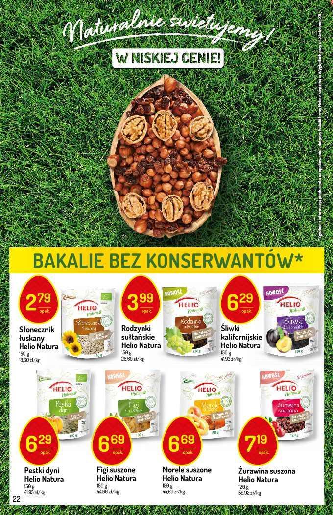 Gazetka promocyjna Delikatesy Centrum do 23/04/2019 str.21