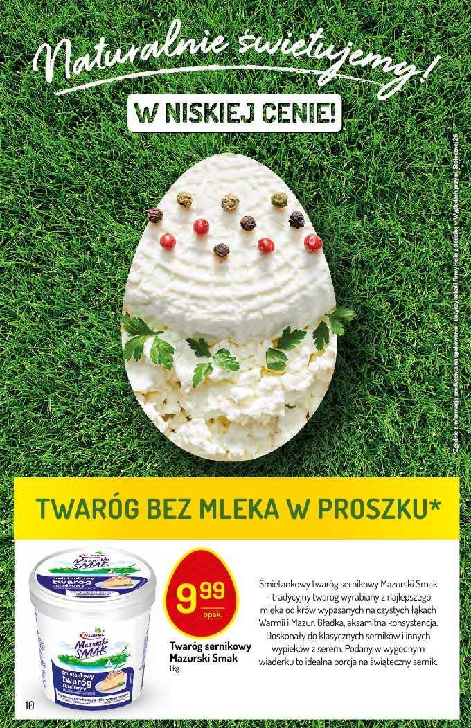 Gazetka promocyjna Delikatesy Centrum do 23/04/2019 str.9