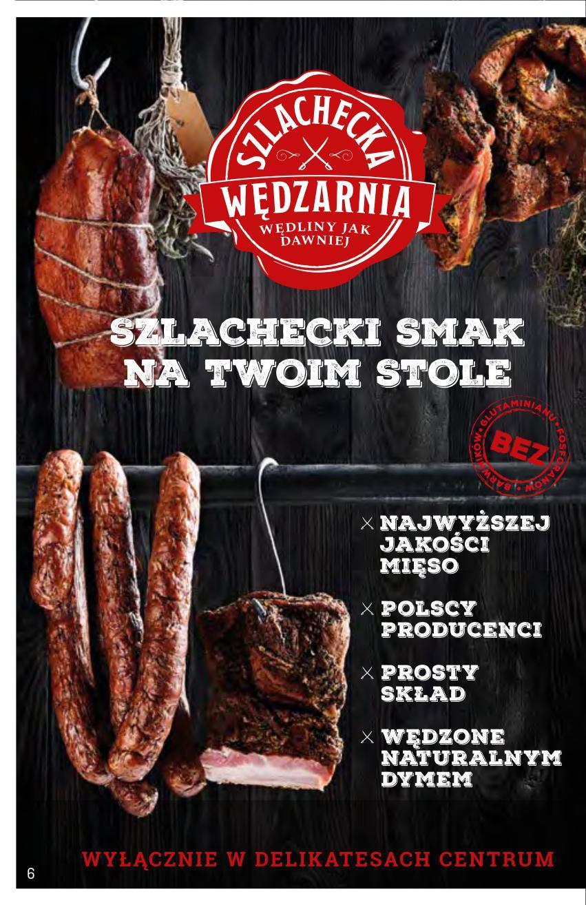 Gazetka promocyjna Delikatesy Centrum do 15/04/2019 str.5
