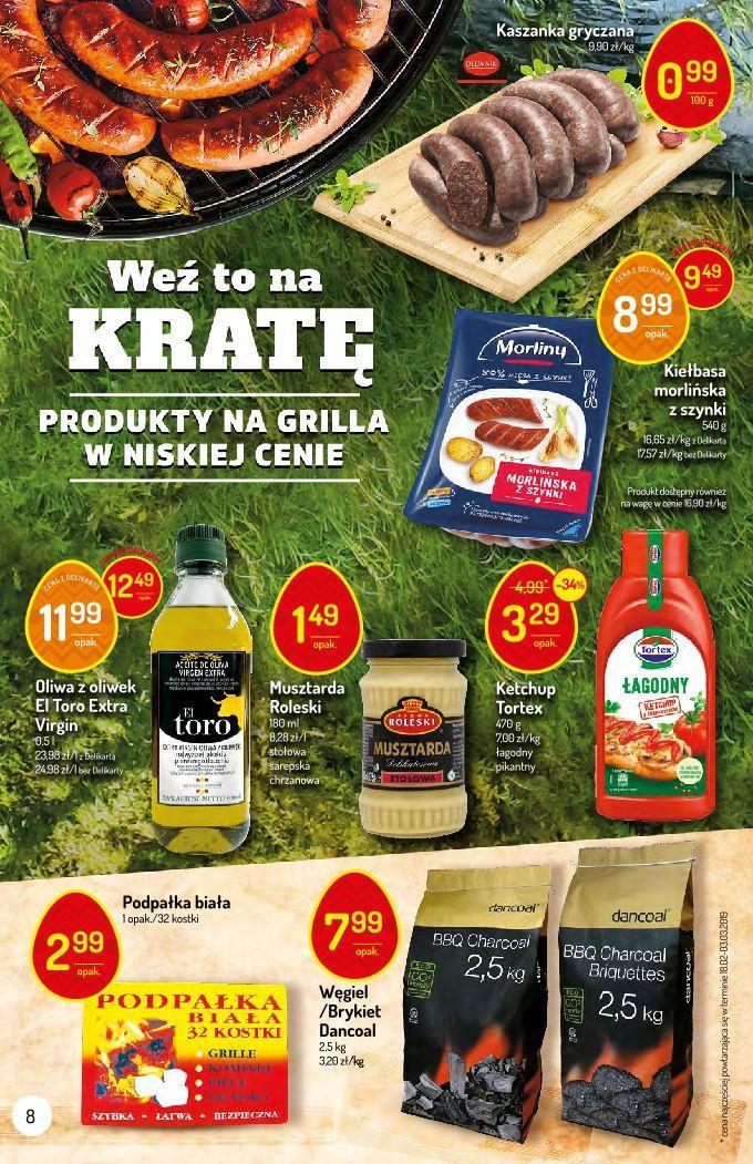 Gazetka promocyjna Delikatesy Centrum do 10/04/2019 str.7