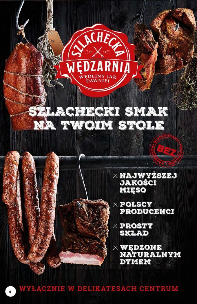 Gazetka promocyjna Delikatesy Centrum do 23/04/2019 str.3