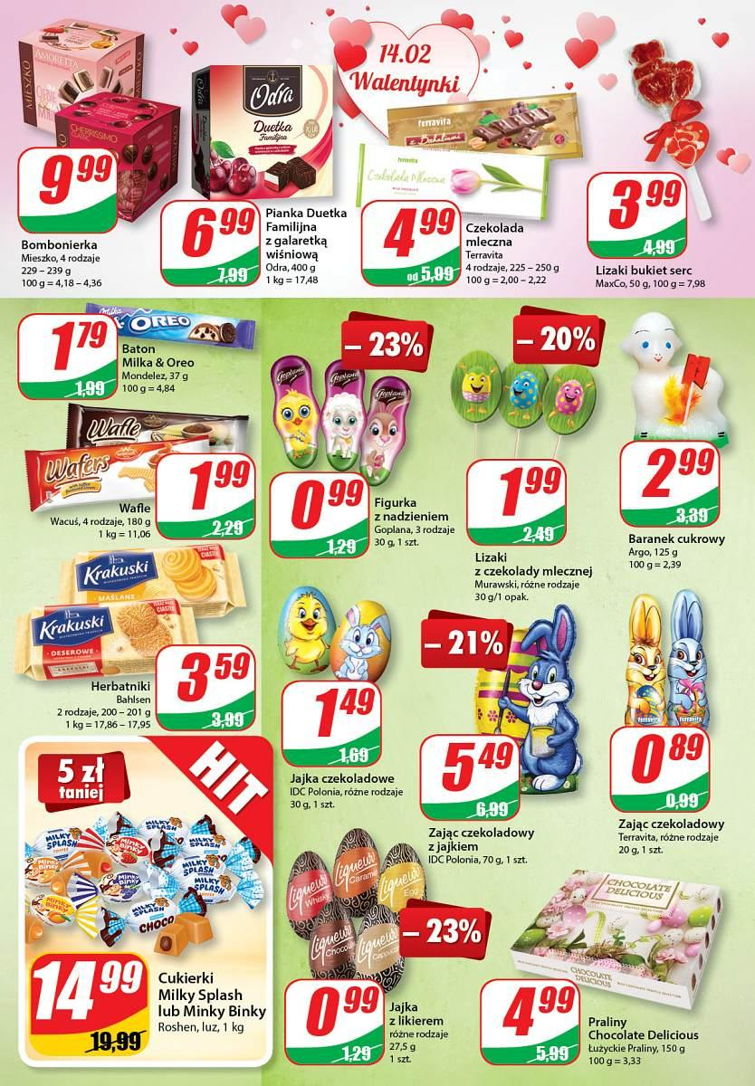 Gazetka promocyjna DINO do 20/02/2018 str.6