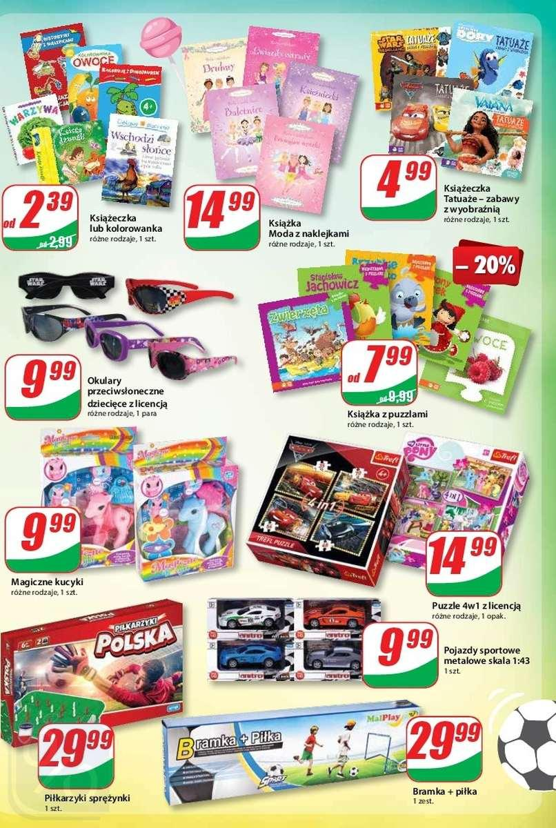 Gazetka promocyjna DINO do 05/06/2018 str.8
