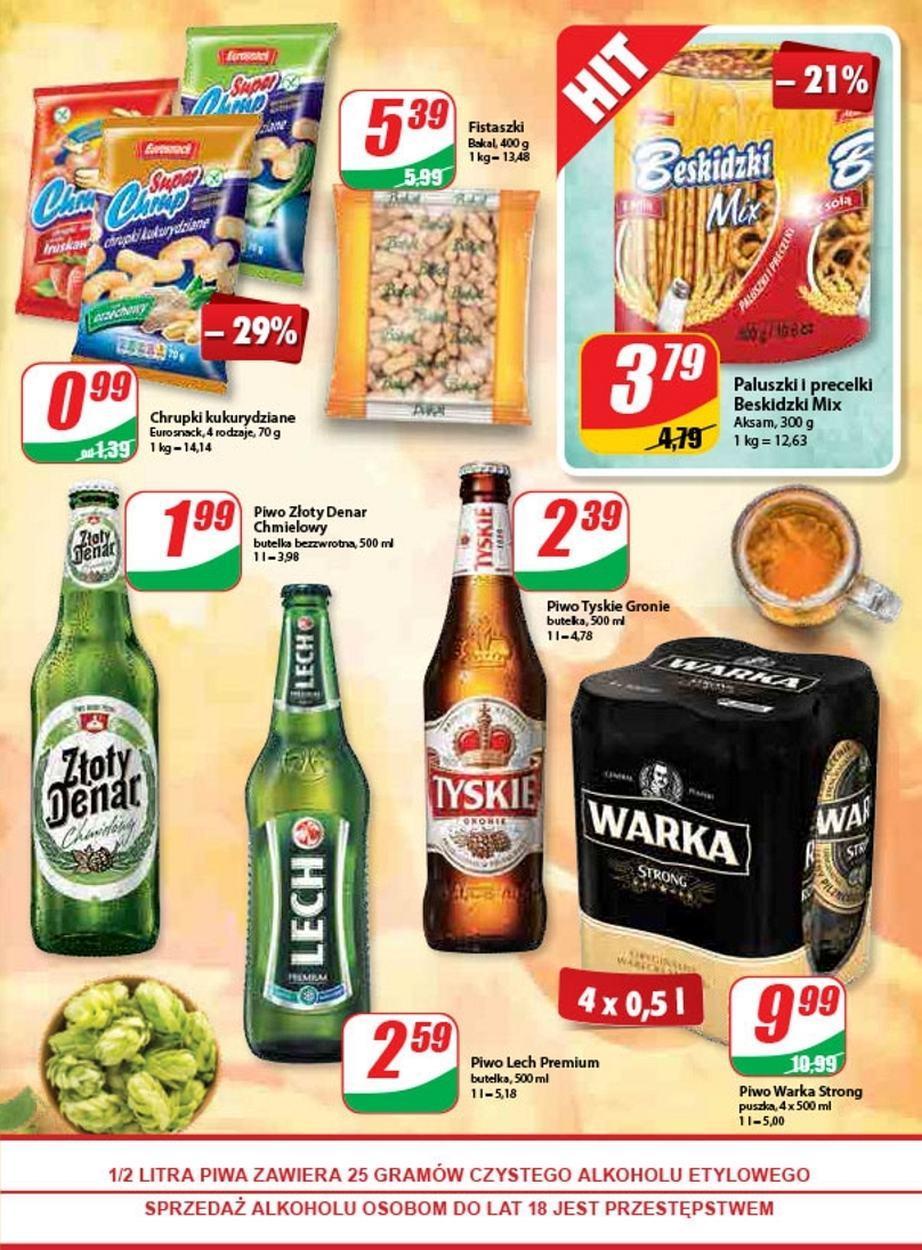 Gazetka promocyjna DINO do 26/09/2017 str.8