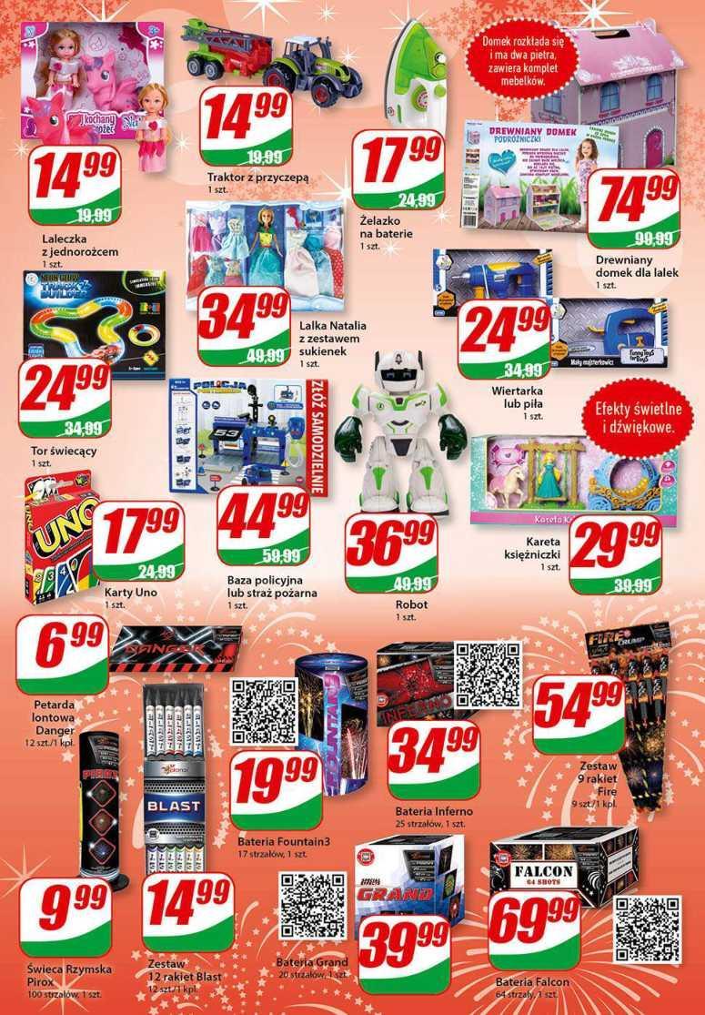 Gazetka promocyjna DINO do 24/12/2018 str.8