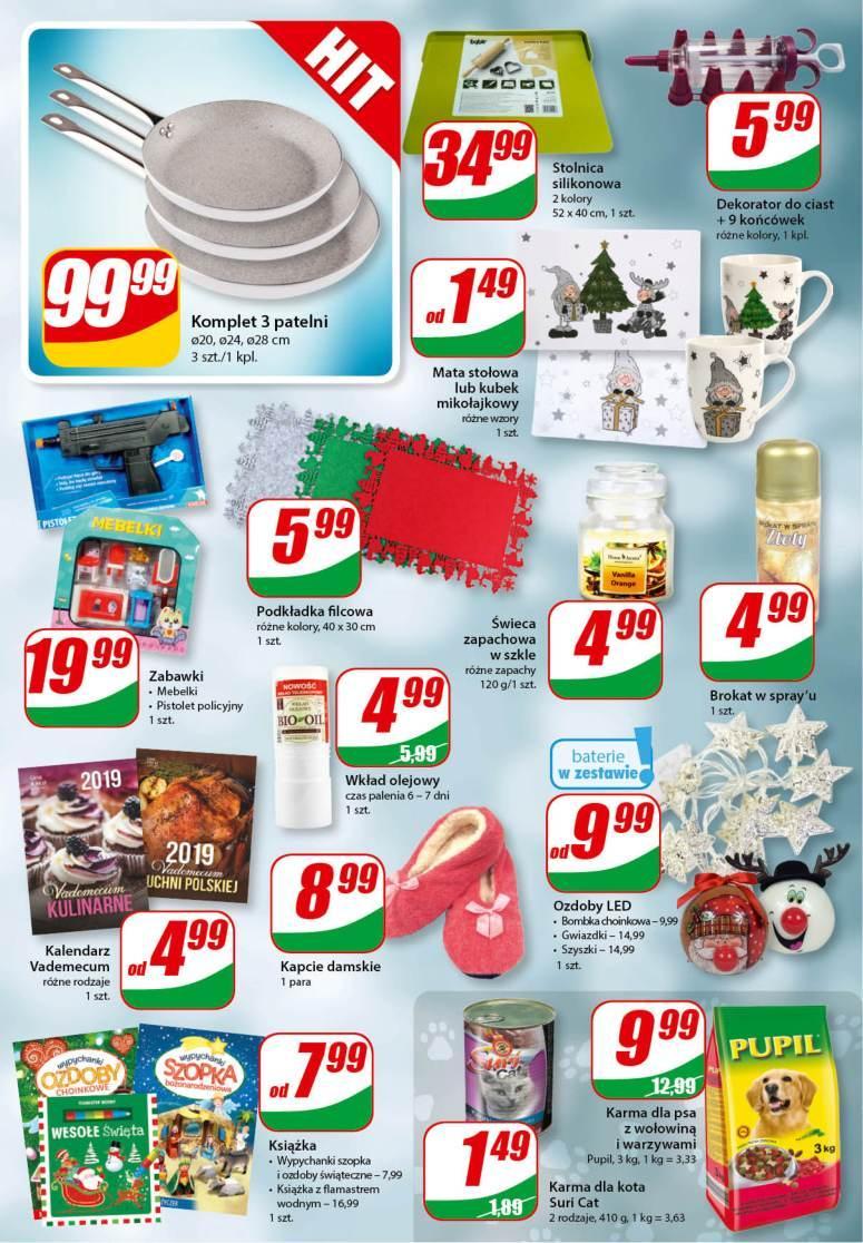 Gazetka promocyjna DINO do 27/11/2018 str.10