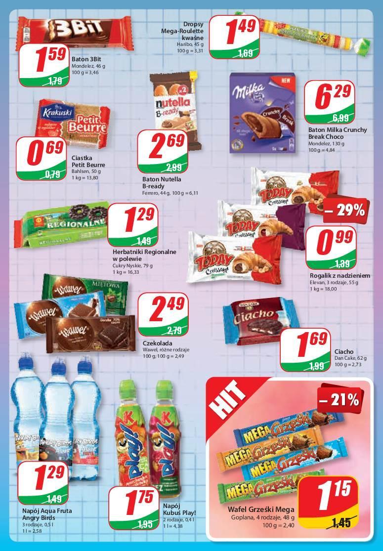 Gazetka promocyjna DINO do 04/09/2018 str.8