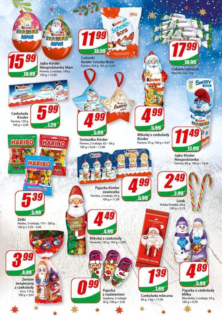 Gazetka promocyjna DINO do 11/12/2018 str.8