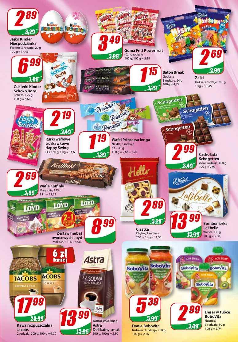 Gazetka promocyjna DINO do 25/09/2018 str.6