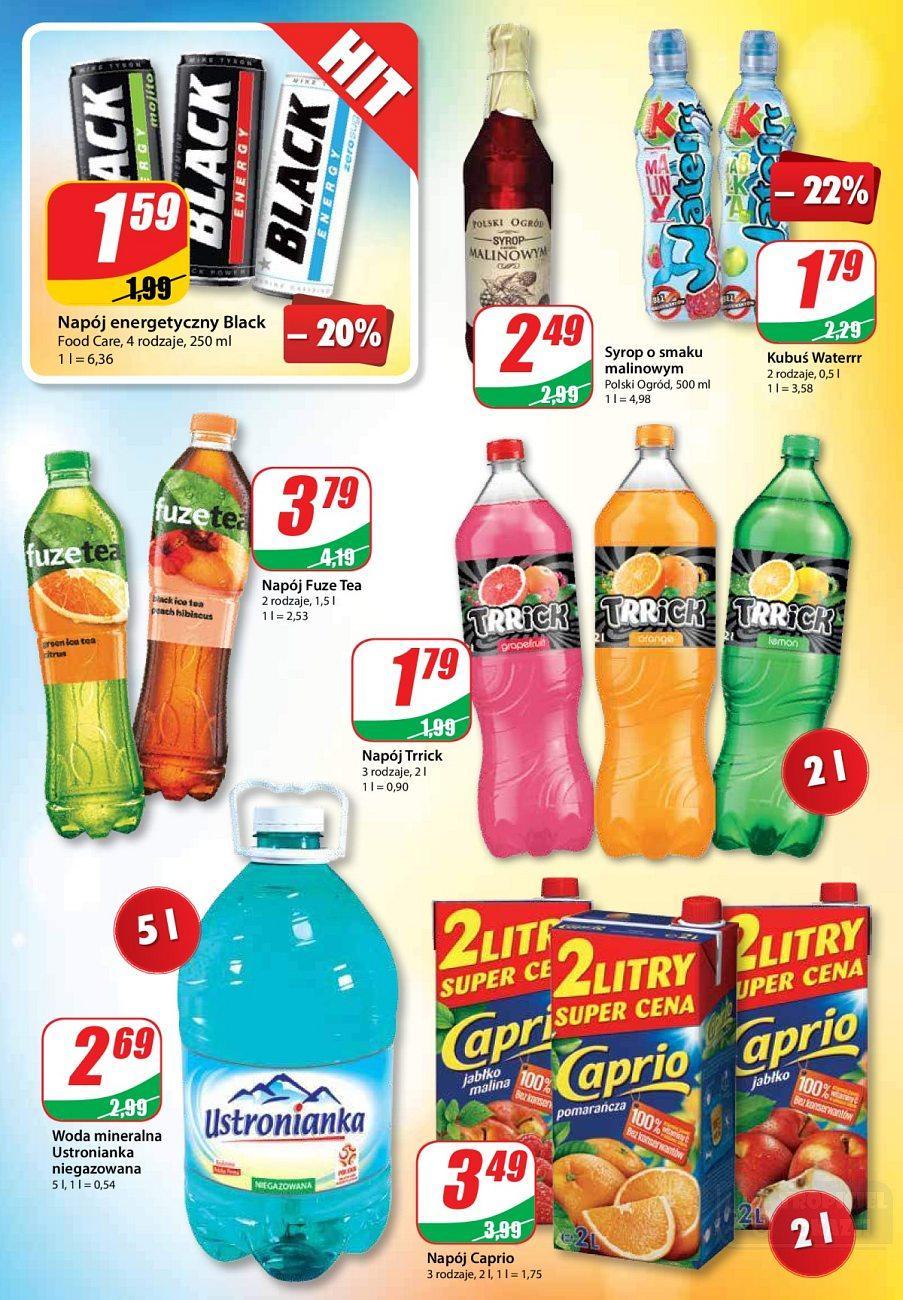 Gazetka promocyjna DINO do 21/08/2018 str.7
