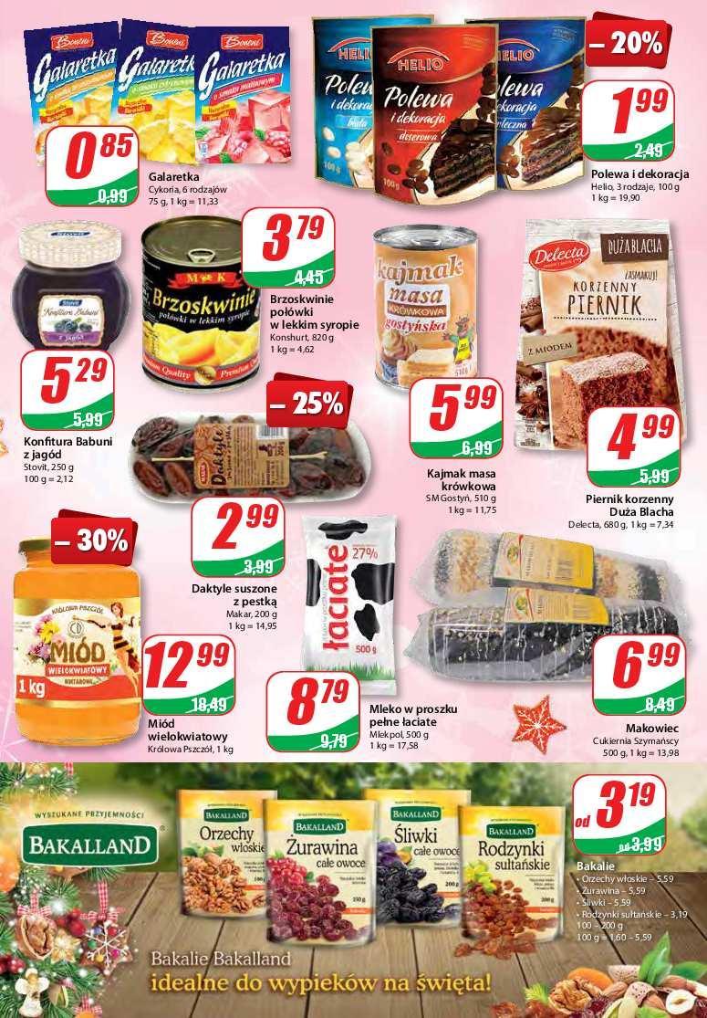 Gazetka promocyjna DINO do 19/12/2017 str.6