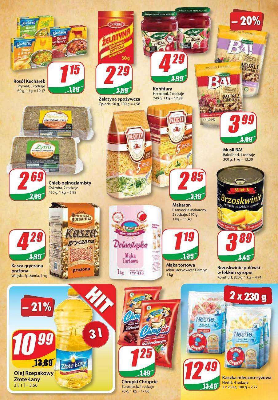 Gazetka promocyjna DINO do 14/08/2018 str.5