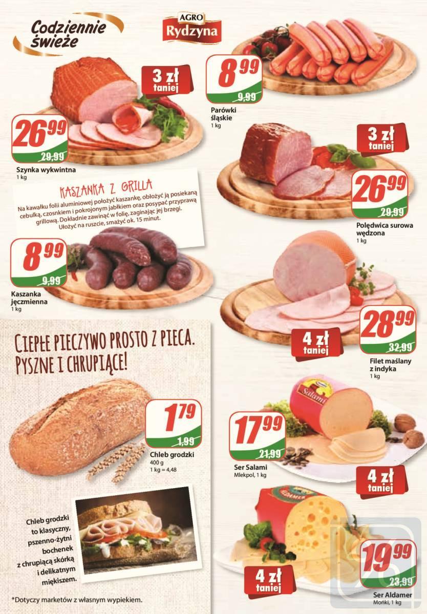 Gazetka promocyjna DINO do 31/07/2018 str.1