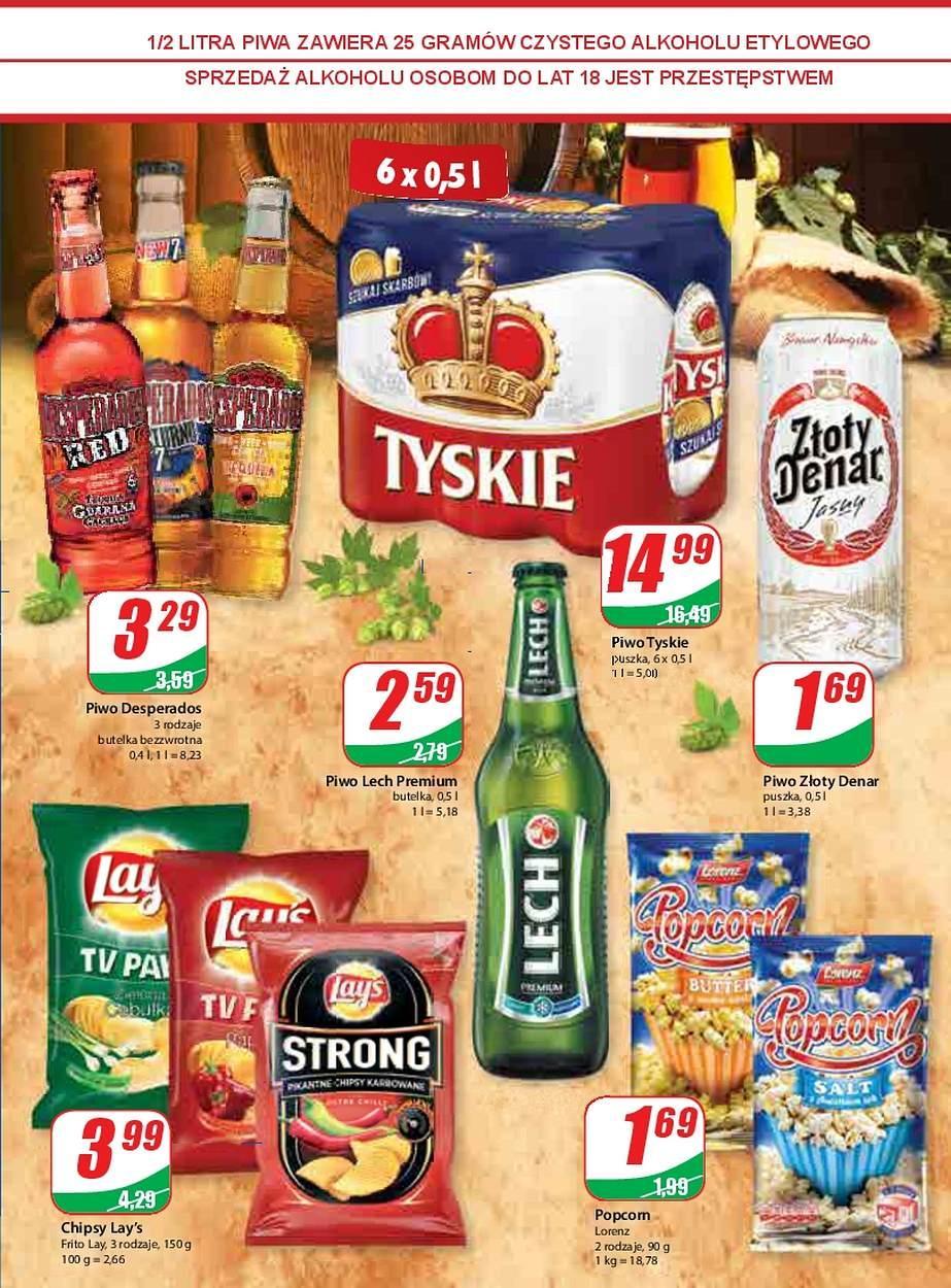 Gazetka promocyjna DINO do 31/10/2017 str.8