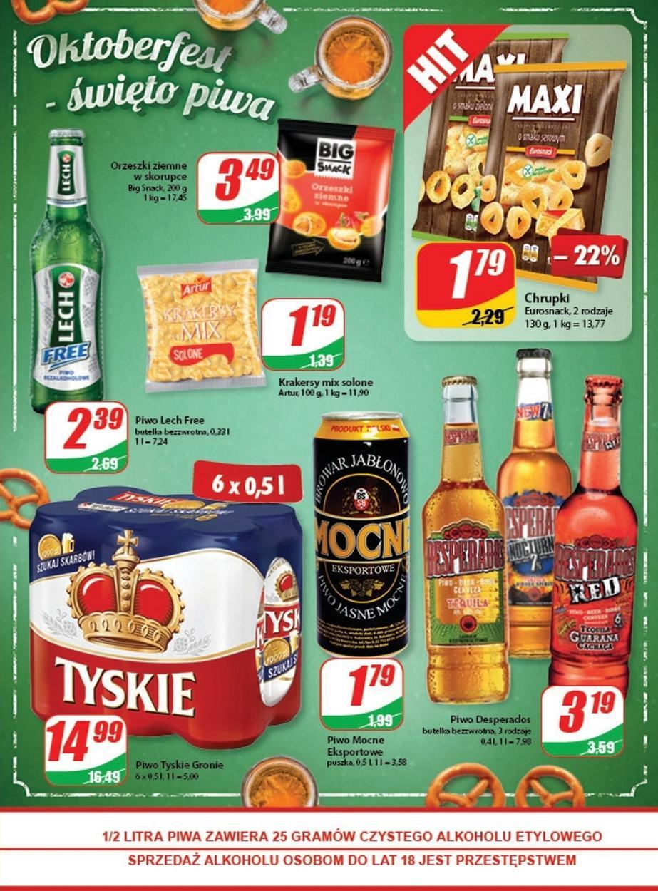 Gazetka promocyjna DINO do 19/09/2017 str.8