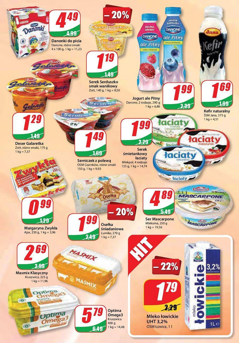Gazetka promocyjna DINO do 12/06/2018 str.2
