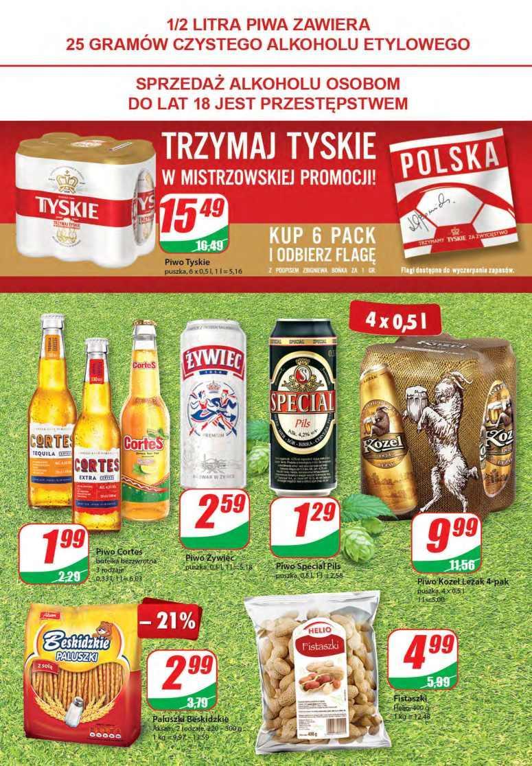 Gazetka promocyjna DINO do 19/06/2018 str.8