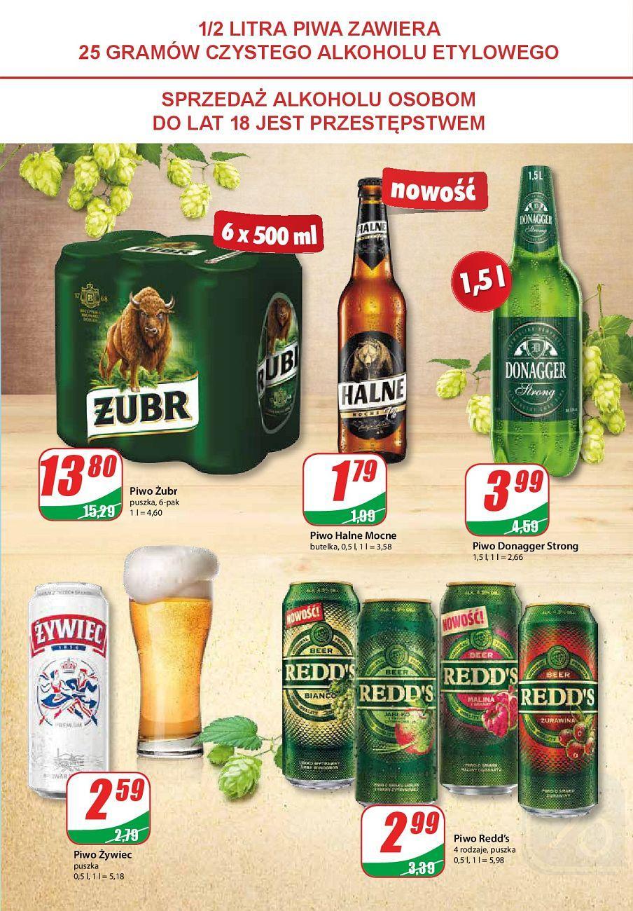Gazetka promocyjna DINO do 14/08/2018 str.8