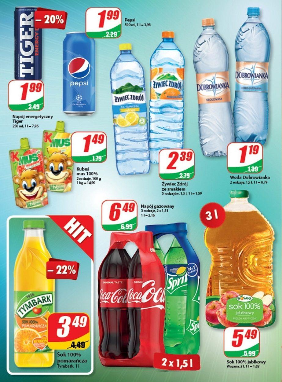 Gazetka promocyjna DINO do 12/09/2017 str.7