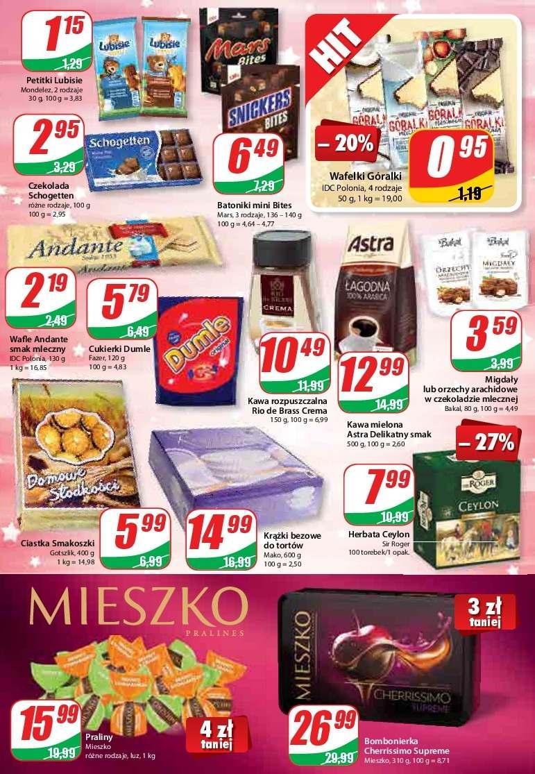 Gazetka promocyjna DINO do 02/01/2018 str.6
