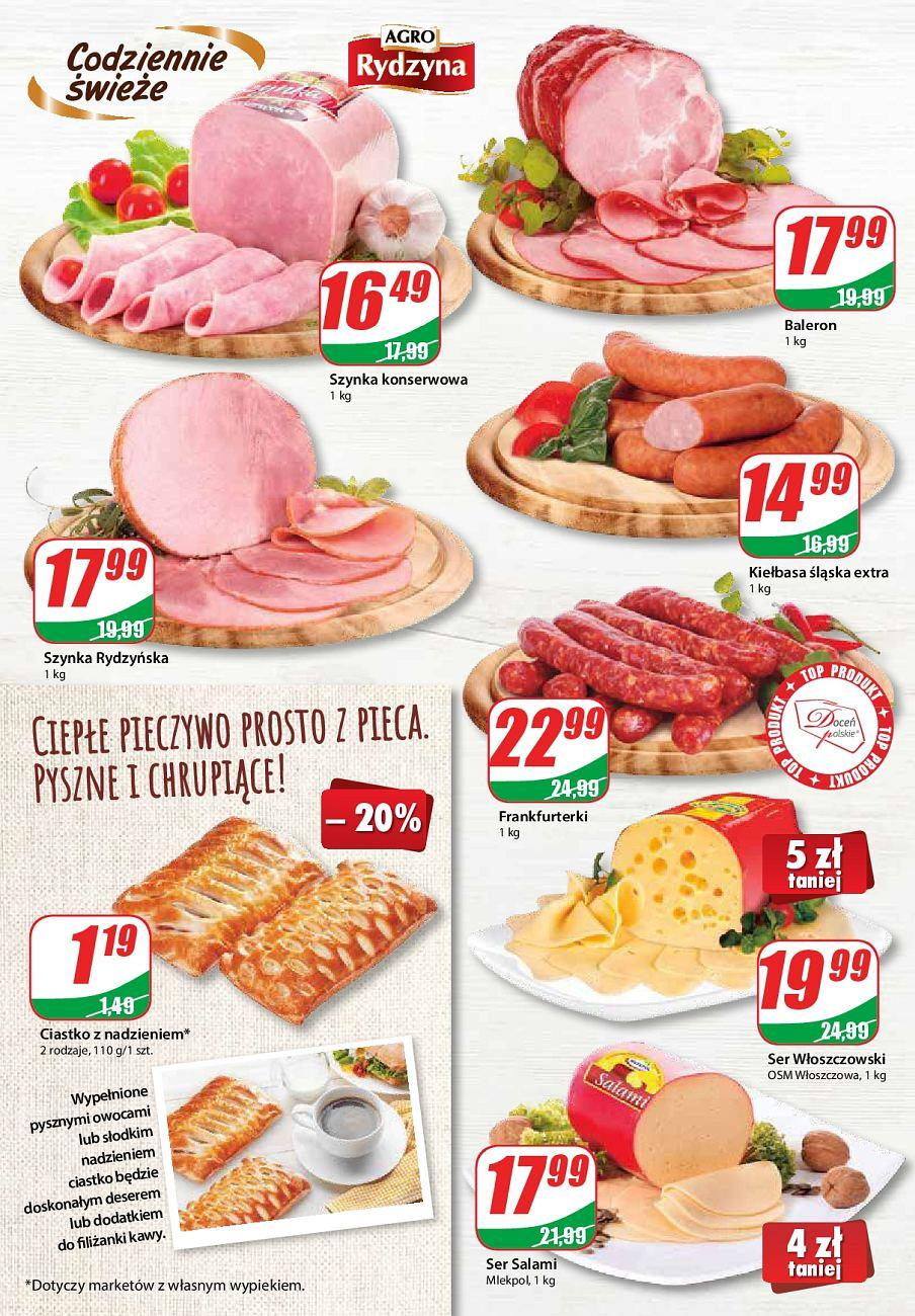 Gazetka promocyjna DINO do 11/09/2018 str.2