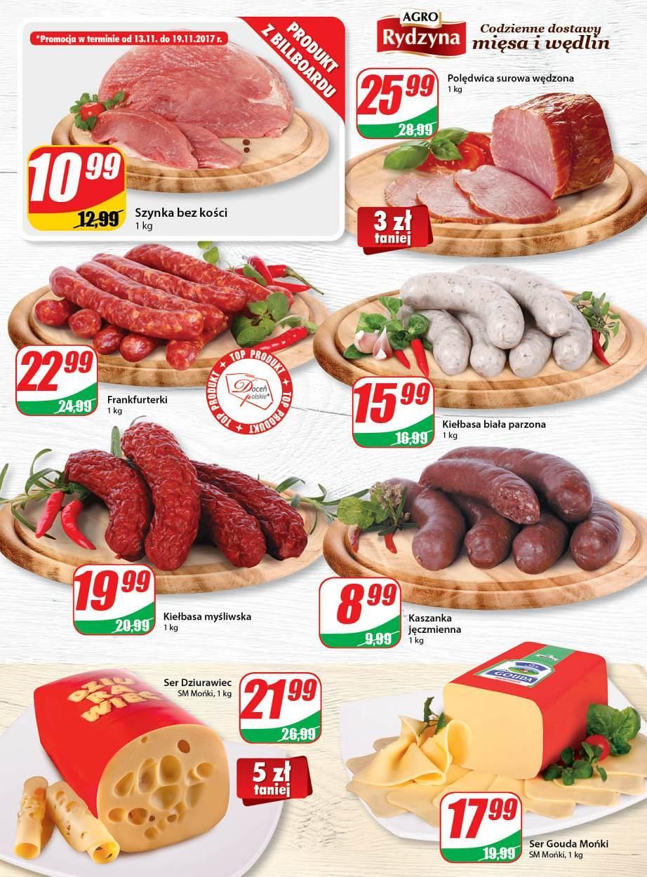 Gazetka promocyjna DINO do 21/11/2017 str.1