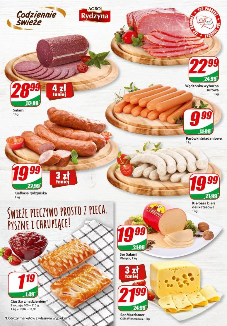 Gazetka promocyjna DINO do 06/11/2018 str.1