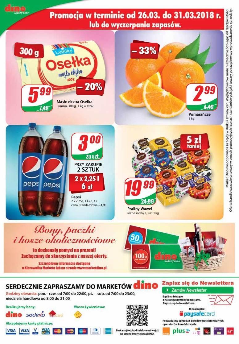 Gazetka promocyjna DINO do 03/04/2018 str.15