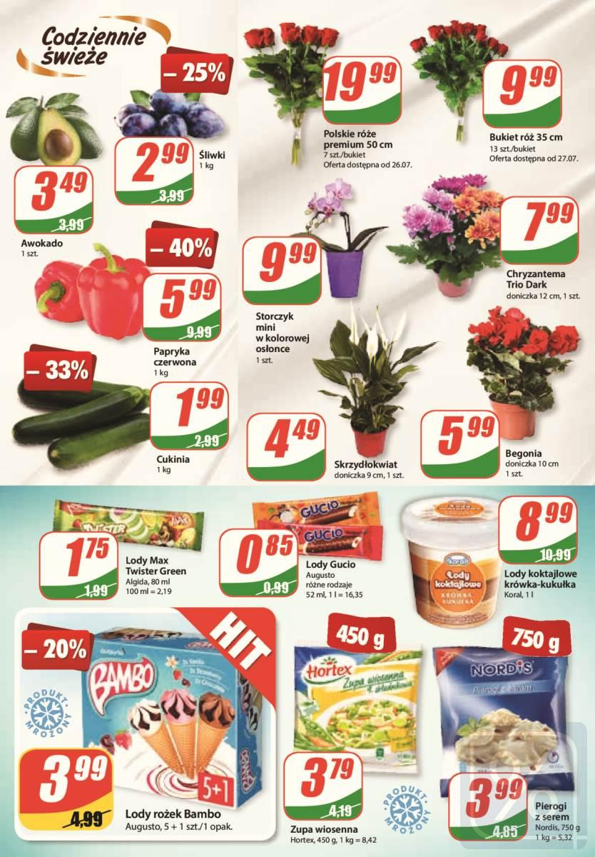 Gazetka promocyjna DINO do 31/07/2018 str.3