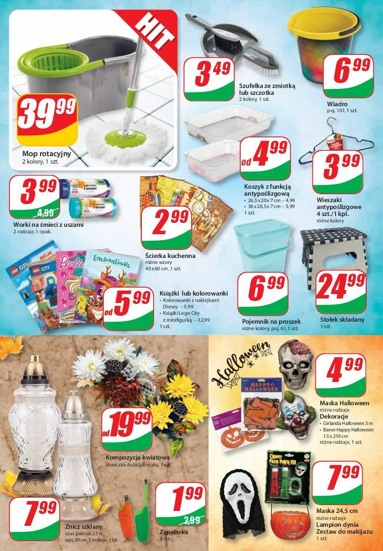Gazetka promocyjna DINO do 23/10/2018 str.9