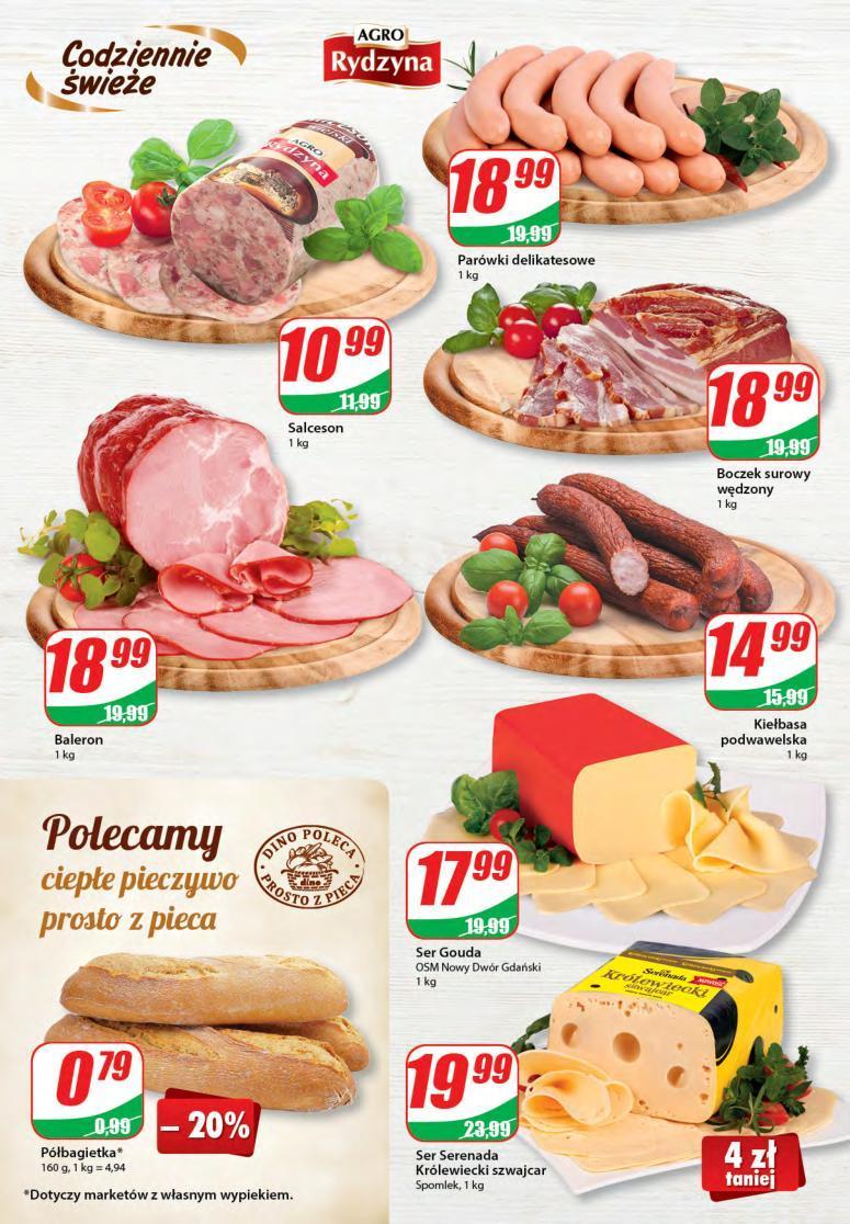 Gazetka promocyjna DINO do 19/06/2018 str.2