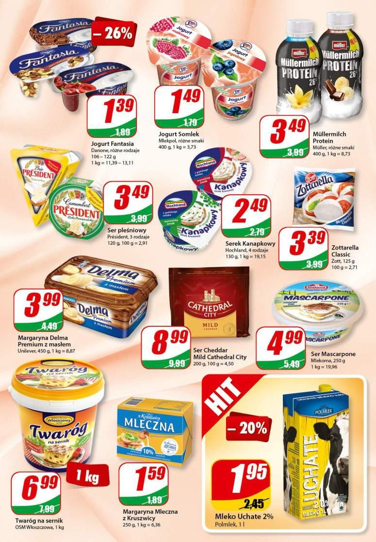 Gazetka promocyjna DINO do 06/11/2018 str.2